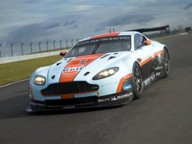 Gulf Racing - Aston Martin #2