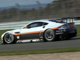 Gulf Racing - Aston Martin #4