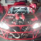 Toyota GT 4586 (4.5 liter Ferrari Motor)