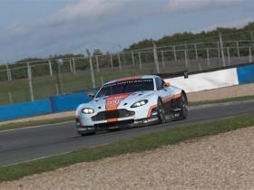 Gulf Racing - Aston Martin #1