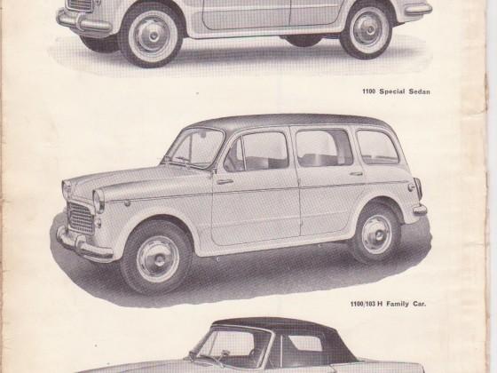 Fiat 1100 - 1100/103 - 1200 (5)