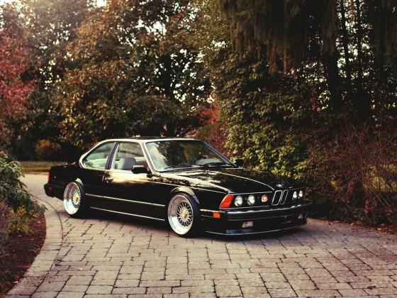BMW M635CSi (Michael Burroughs)