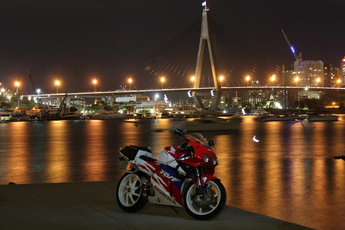 Honda RVF 400 V4 @ wonderful