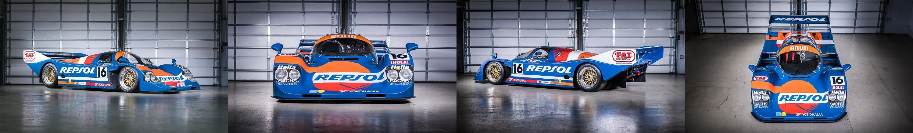 Repsol Porsche 962C