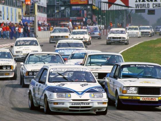 1985 - Da hatten die Autos noch Charakter