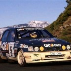 Ford Sierra RS Cosworth - Q8 Oils - 1