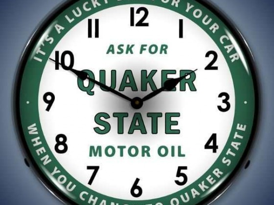 a good time for Quaker State