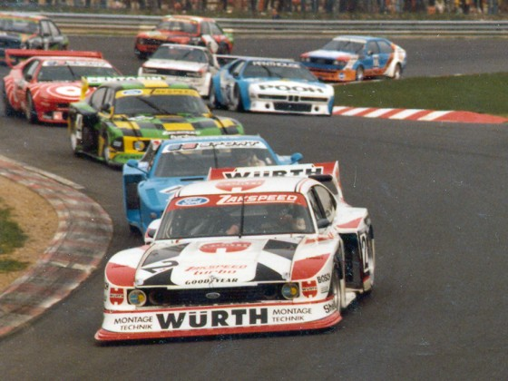 Ford Capri @ Nürburgring 1981