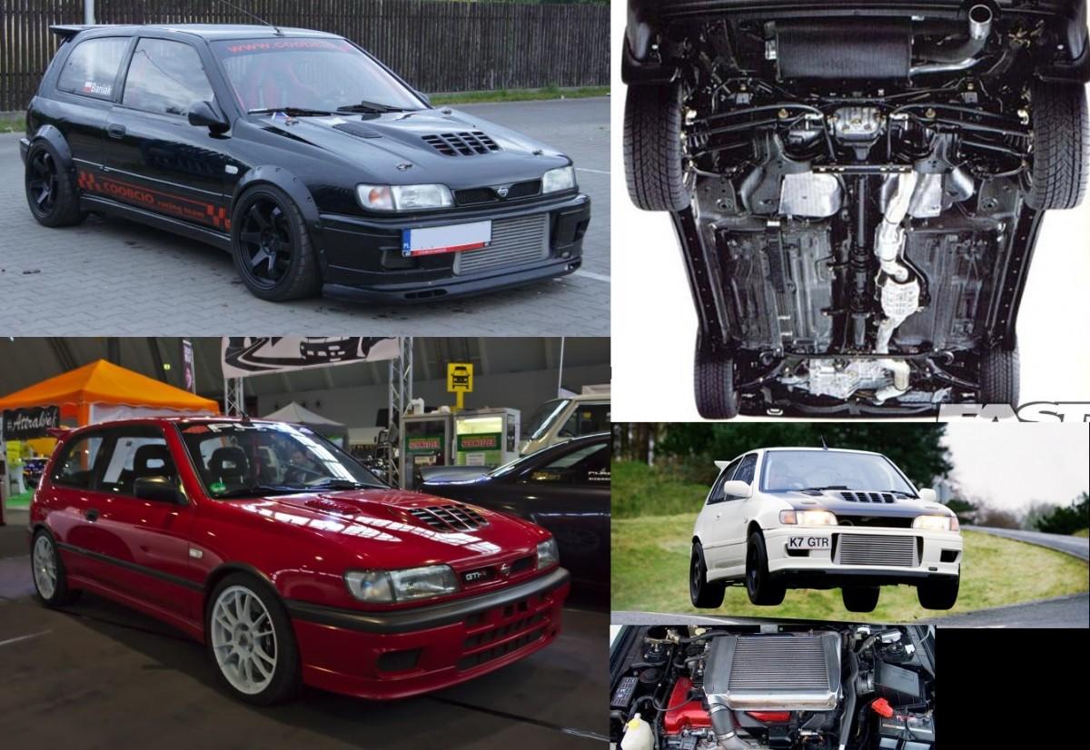 Nissan Sunny GTI-R