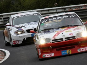 Opel Manta vs. 1er BMW