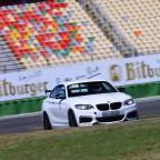 BMW M235i Clubsport / Hockenheimring 01